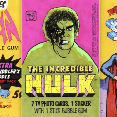 WAX PACKS FOREVER: Dig These 13 Artful Remakes of Classic Trading Card Wrappers