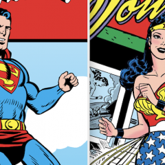 DC Releases Story Lists for SUPERMAN and WONDER WOMAN 1950s Collections