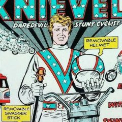 Get Ready to Jump Into This History of EVEL KNIEVEL Toys