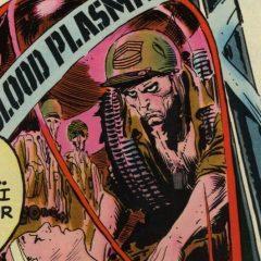 MAKE WAR NO MORE: Joe Kubert's Heartfelt Stamp of Protest