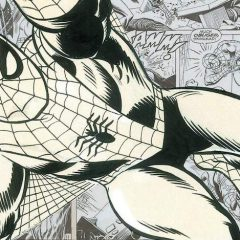 John Romita's Original SPIDER-MAN Art to Get ARTISAN EDITION Treatment