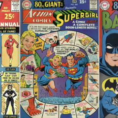 PAUL KUPPERBERG: My 13 Favorite 1960s DC 80-PAGE GIANTS