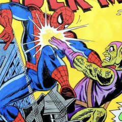 Dig These 13 Groovy SPIDER-MAN Cover Re-Creations