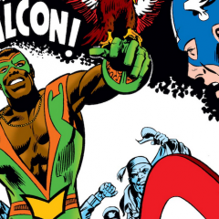 THE FALCON's First Appearance to Get FACSIMILE EDITION Treatment