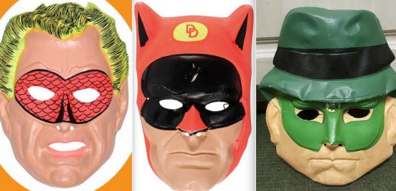 13 Groovy BEN COOPER Masks — RANKED