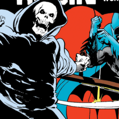 BATMAN #237: O'Neil & Adams on the Greatest Halloween Comic Ever