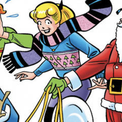EXCLUSIVE Preview: WORLD OF ARCHIE DIGEST #104