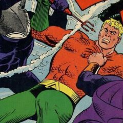 NICK CARDY's 13 Greatest AQUAMAN Stories — RANKED