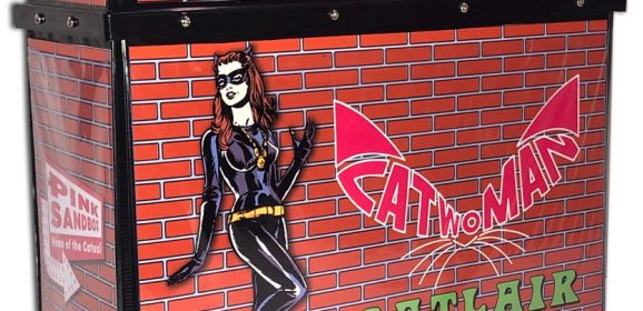 FIRST LOOK: The Groovy 1966 CATWOMAN Playset You've Waited Decades For