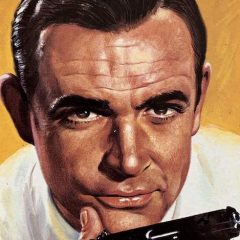 13 COVERS: Sean Connery's JAMES BOND Around the World