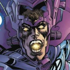 REED RICHARDS Becomes the New Galactus in FANTASTIC FOUR: ANTITHESIS #4