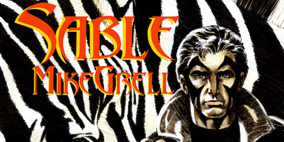 MIKE GRELL to Release JON SABLE Oversize Deluxe Omnibus Series