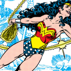 GEORGE PEREZ's WONDER WOMAN to Get ABSOLUTE EDITION