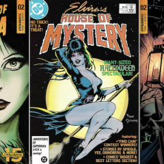The TOP 13 ELVIRA COMICS COVERS — Totally Not Ranked
