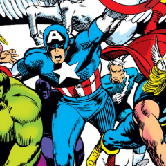 The TOP 13 Roy Thomas AVENGERS Stories – RANKED