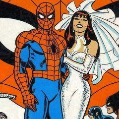 SPIDER-MAN's 1980s Roller-Coaster: A Gang War, a Wedding and a Funeral