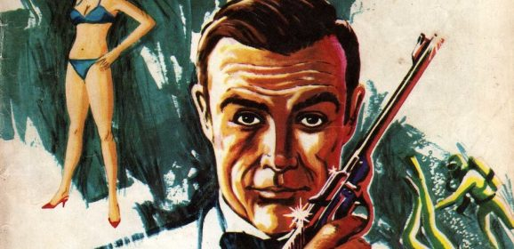 Dig These 13 LOST JAMES BOND ADVENTURES