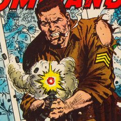 13 COVERS: A VETERANS DAY Salute With SGT. FURY
