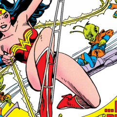 13 Underrated WONDER WOMAN Covers From the '80s