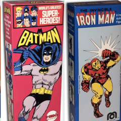 13 MEGO BOXES: The Great and Less-Than-Great