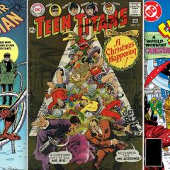 PAUL KUPPERBERG: My 13 Favorite CHRISTMAS Comics