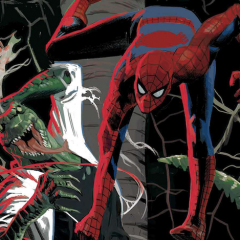 Dig This Groovy Retro SPIDER-MAN Cover Coming in April