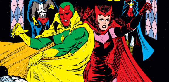 WANDAVISION: The TOP 13 Issues of VISION AND THE SCARLET WITCH – RANKED: