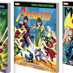 MARVEL Adds Even More EPIC COLLECTIONS to 2021 Lineup