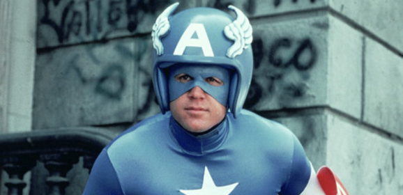 1979's CAPTAIN AMERICA II: A Salute to the Red, White and Kitsch