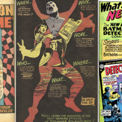PAUL KUPPERBERG: My 13 Favorite 1960s DC COMICS HOUSE ADS