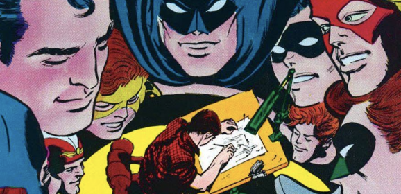 Dig This Groovy Webinar Saluting CARMINE INFANTINO