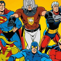 PAUL KUPPERBERG: 13 Comics That Might Have Been