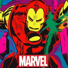 THEY'RE BACK! Classic MARVEL Black Light Posters Revived for 2021