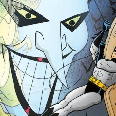 The JOKER's Ghost Spooks the Batcave — or Does It?! — in BATMAN/SCOOBY-DOO #2