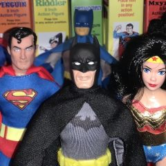 The Surprising, Sentimental Allure of the New MEGO's DC SUPERHERO Line