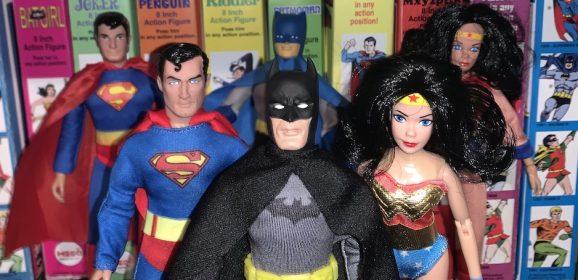 The Surprising, Sentimental Allure of the New MEGO's DC SUPERHERO Line