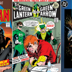 DENNY O'NEIL's Personal Comic Books and Other Items Up for Auction
