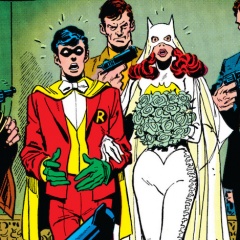 How Fans Originally Reacted to BATGIRL and ROBIN's Bronze Age 'Romance'