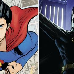 The SUPERMAN '78/BATMAN '89 Comic Book Index