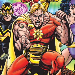 Classic SQUADRON SUPREME VS. AVENGERS Collection Coming in 2021