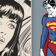 SUPERMAN '78: Dig These Hints That MARGOT KIDDER, BIZARRO Will Be In DC's New Comic