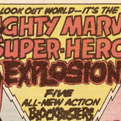 PAUL KUPPERBERG: My 13 Favorite 1970s MARVEL COMICS House Ads