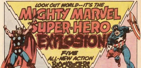 PAUL KUPPERBERG: My 13 Favorite 1970s MARVEL COMICS House Ads