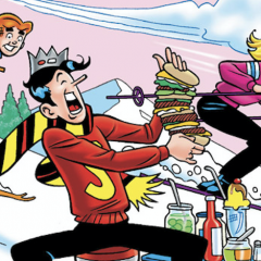 JUGHEAD's Burger Kingdom Is In Peril in ARCHIE's Latest Digest