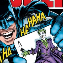 Dig NEAL ADAMS' BATMAN #251-Inspired Variant Cover for THE JOKER #1