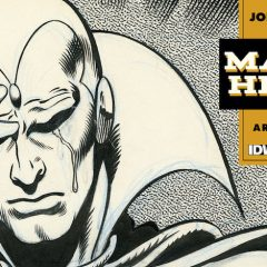 JOHN BUSCEMA's MARVEL HEROES Artist's Edition Coming This Fall