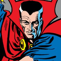 MARVEL to Publish Doctor Strange's THE BOOK OF THE VISHANTI