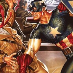 INSIDE LOOK: Marvel's CAPTAIN AMERICA ANNIVERSARY TRIBUTE #1
