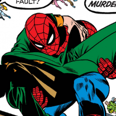 SPIDER-MAN: DEATH OF CAPTAIN STACY Finally Gets MARVEL Epic Collection