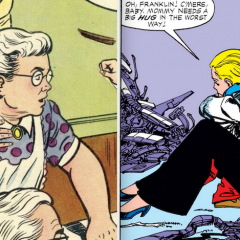 PAUL KUPPERBERG: My 13 Favorite COMIC BOOK MOMS